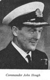 Commander John Hough
