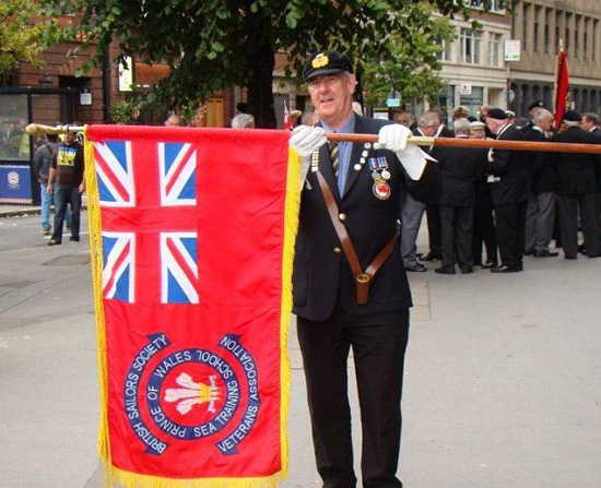 Picture courtesy of the Merchant Navy Association Tower Hill 2010
